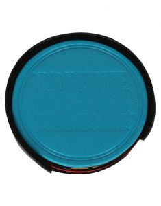 Jl Collections Multicolor Polyurethane (pu) Coaster Set