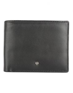 Jl Collections 6 Card Slots Black Men