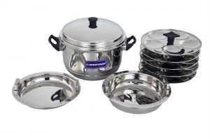 Cookware - TENNYSON IDLI MAKER (ELITE PLUS BIG)