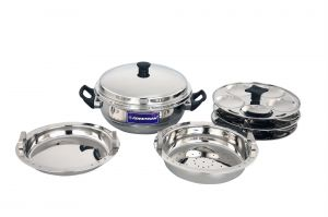 Tennyson Idli Maker (elite Plus Small)