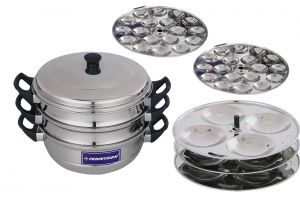Food steamer - TENNYSON STEAMER SMALL 3 TIER MINI