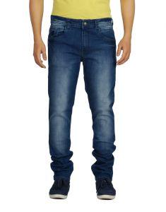 Jeans (Men's) - Eupli Denim Faded Blue Men's Jeans