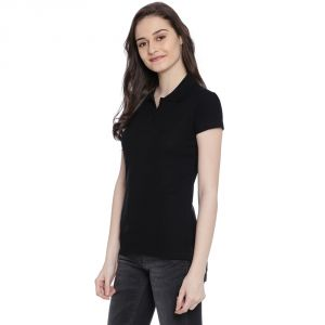 Wall West Polo Tshirt - Black
