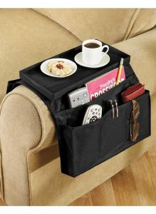 Inindia Armrest Organizer- Portable Arm Rest Tray For Home