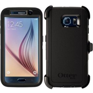 Carry cases and pouches for mobile - TUZECH Otterbox Defender Rugged Case For Samsung S6