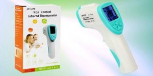 Baby thermometer - ININDIA Digital Infrared Multipurpose Thermometer - No Need To Touch-Wireless