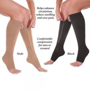 Inindia Latest Tech Zip Socks For Pain Relief And Anti Swollen Ankles