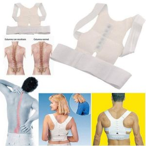 Inindia Posture Support Shaper Belt For Men And Women