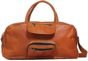 Inindia Duffel Bag 20 Inch/50 Cm (brown)