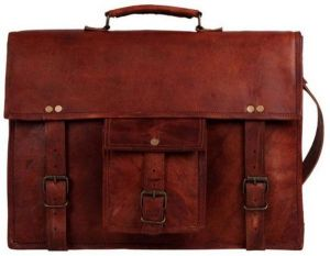 Inindia Laptop Messenger Bag (brown)bag_9*11inch