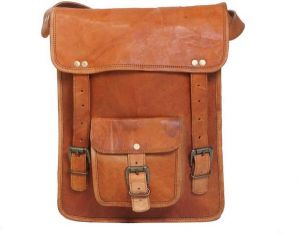 Inindia Messenger Bag (brown)bag_10*13inch