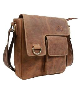 Inindia Ultra-cute Casual Pure Leather Bag