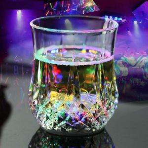 Inindia Automatic Magical LED Disco Home And Party Mug