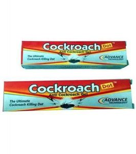 Inindia Cockroach Killer - Pest Control Pack Of 2 ( 40 Gms )
