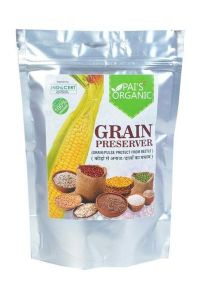Canned food and beveragess (Misc) - ININDIA Exclusive Organic Grain/Pulse Preserver From all the Pests and Bugs