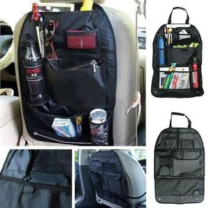 Travel organisers - ININDIA 7-Pocket Universal Car Back Seat Organiser