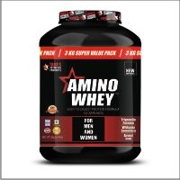 Optimum Nutrition,T series,Bsn Health & Fitness - Amino Whey 3kg