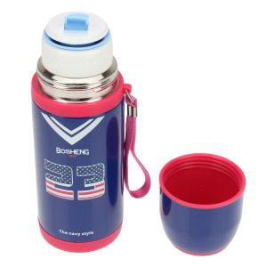 Bosheng 350 Ml Purple Flask