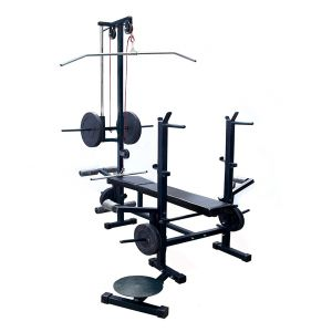Gym Equipment (Misc) - Diamond Muscle Gaining of 20 IN 1 Bench For Intense Workout