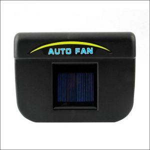 Vu4 Solar Powered Auto Ventilation Car Interior Fan