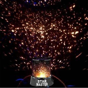 Decorative Lights - VU4 Romantic Sky Star Master Projector Light Table Lamp
