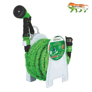 Aquahose Expandable Magic Green Hose Reel 100