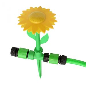 Aquahose Garden Tools Water Sprinkler Sunflower Type For 1/2