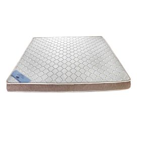 best loved fcc7b b15ae Englander ViscoPedic Ortho Premium Rebonded Foam 6 inches Thick Single Size  Memory Foam Mattress,Off White-72 X 30 X 6