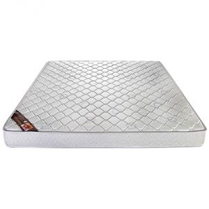 Furnishings - Englander Tension Ease 6 Inch Thick Single Size Pocket Spring Mattress,Off White-72 X 30 X 6