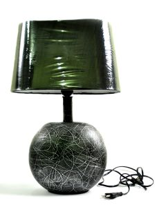 Diamond lamp shade buy diamond lamp shade online best price in india duggals lamp shade metal silver mozeypictures Gallery