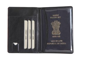 Gifts N Promotions Buff Passport Wallet #7341