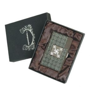 Gifts N Promotions Swastika Metal Card Holder
