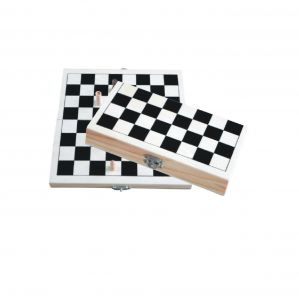 Gifts N Promotions 2 In One Chess / Backgammon