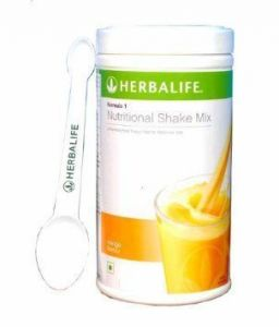 Skunk Sell Herbalife Formula 1 Nutritional Shake Mix Mango Flavour-500 Gms