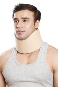 Tynor Health & Fitness - Tynor Firm Density Soft Cervical Collar - Large