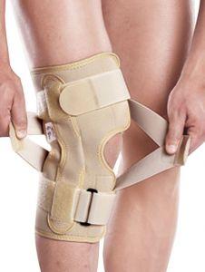 Tynor Health & Fitness - Tynor Oa Neoprene Knee Support - XL (Left Varus / Right Valgus)