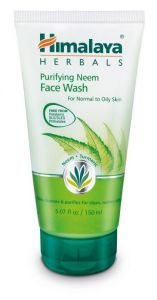 Vaseline,Himalaya,Dove Personal Care & Beauty - Himalaya Purifying Neem Facewash Gel - 150