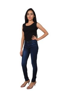 Royce Trend Full Stretchable Jeans (code - 2rv1113-girls-t11)