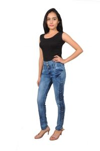 Royce Trend Full Stretchable Jeans (code - 2rv1113-girls-t14)