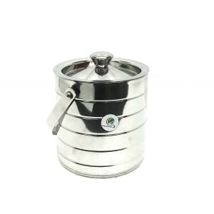 Graminheet Stainless Steel Ice Bucket 1500ml Fancy 1