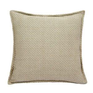 Pillow Covers - Jodhaa Cotton Grey Cushion Cover