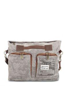 Travel Bags (Misc) - Baggabond Cotton Canvas Travel Bags BGCT0002