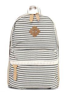 Baggabond Cotton Twill Back Pack Bags BGCB0002
