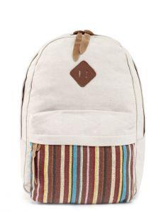 Backpacks - Baggabond Cotton Canvas Back Pack BGCB0004