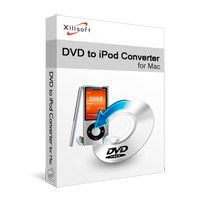 Xilisoft DVD To iPod Converter 6 For Mac