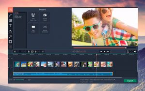 Movavi Video Editor , Edit , Trim , Cut Videos
