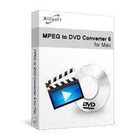 Xilisoft DIVX To DVD Converter For Mac