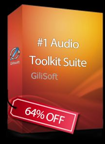 Audio Toolkit Suite - 1 PC Lifetime Update