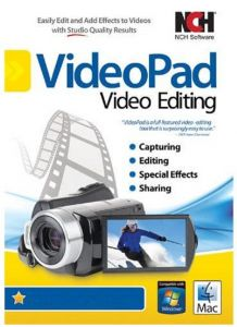 Videopad Video Converter Nch Software