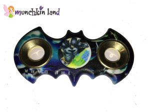 Batman-spiderman Combo Fidget Spinners - Collectors Item - First Time In India